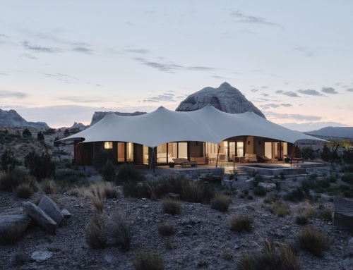 For the ultimate in privacy, guests can take over camps in Utah, Indonesia and India