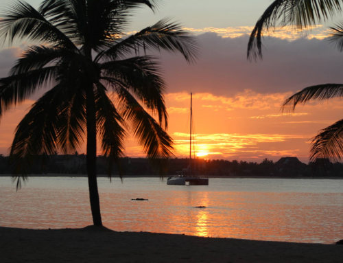 Sri Lanka has opened its borders to tourists, and hopes to attract yachts.