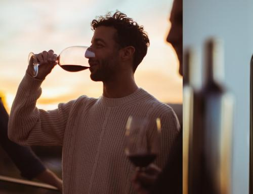 Australian Racing Superstar Turned Winemaker: Daniel Ricciardo collaborates with St Hugo