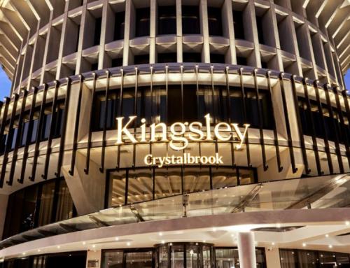 Sustainable luxury: Crystalbrook Kingsley
